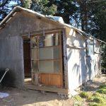 茨城県かすみがうら市 空き家整理後の物置解体