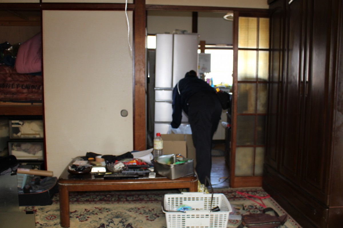 東京都八王子市 生前整理