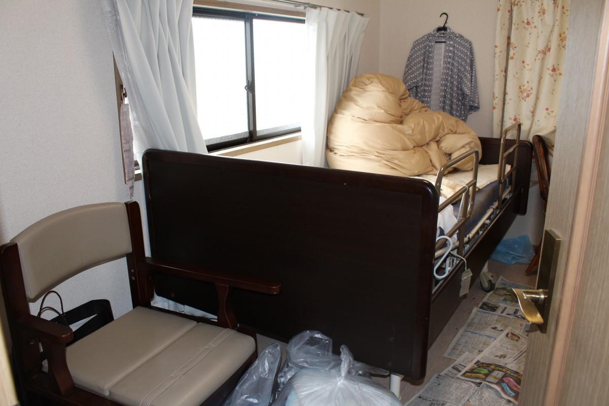 東京都三鷹市 特殊清掃