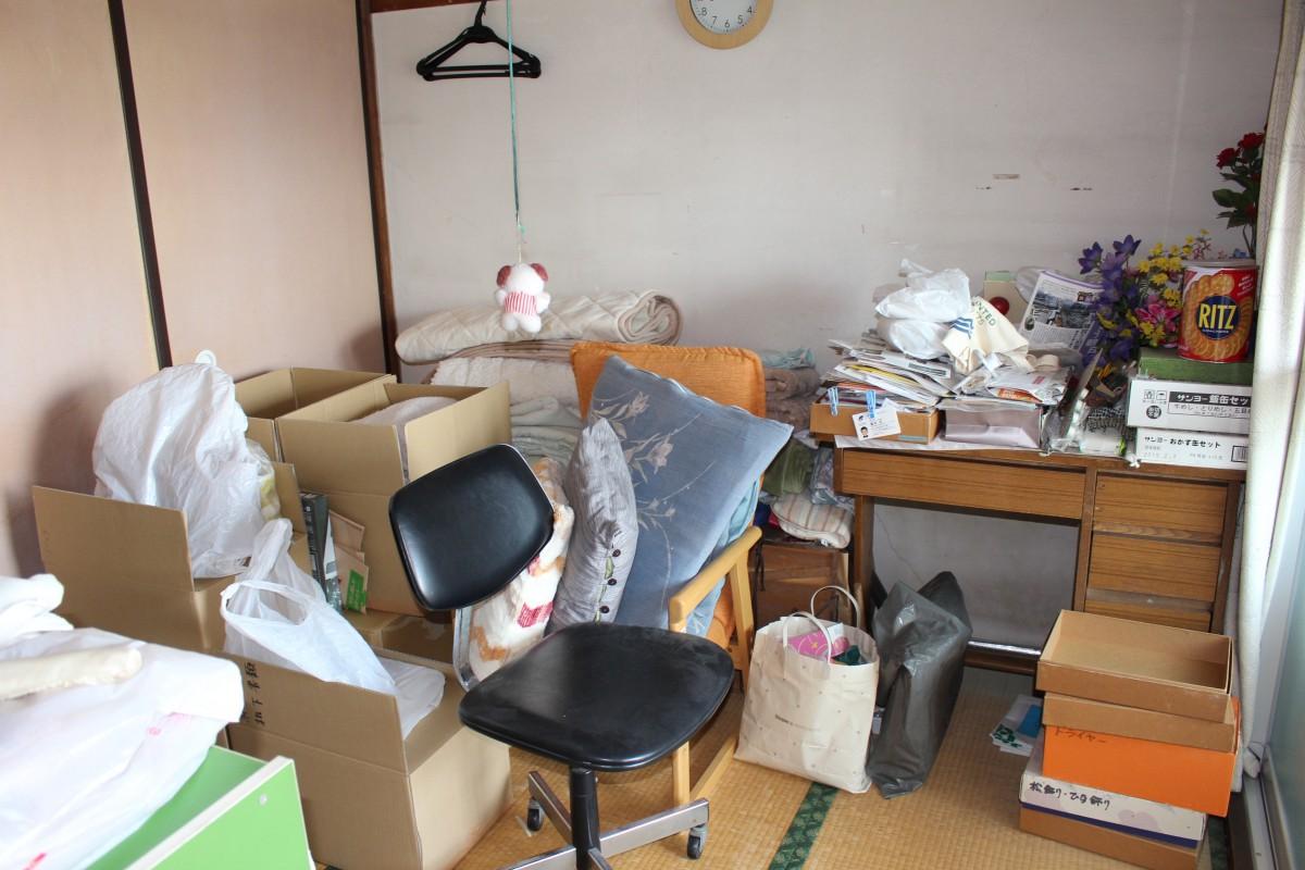 東京都渋谷区 遺品整理