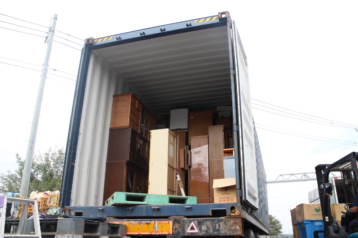 家具、生活雑貨の海外輸出