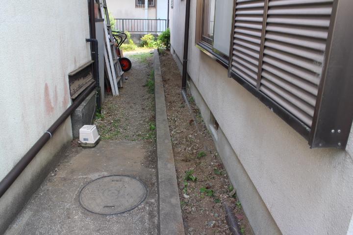 埼玉県入間市 空き家整理